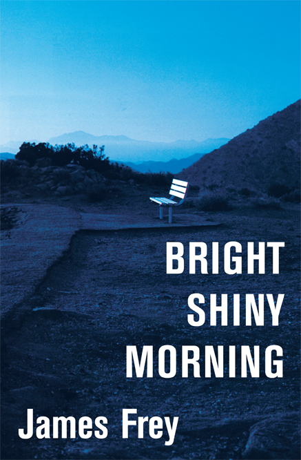 JAMES FREY's 'Bright Shiny Morning' - Coming June 2008